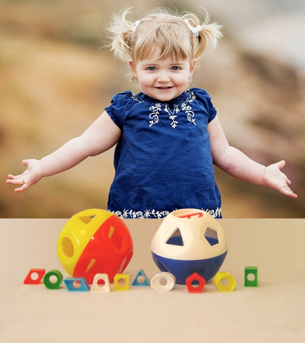 بازی کودکان درگروه های سنی مختلف متفاوت است