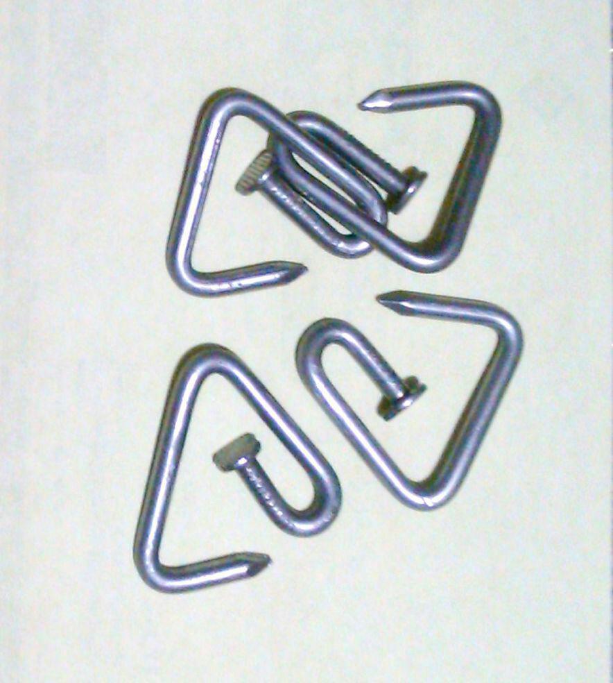 گره فلزی میخ پروانه-بدون بسته بندی تکی درجعبه۶۰عددی فروش مغازه-جایزه)