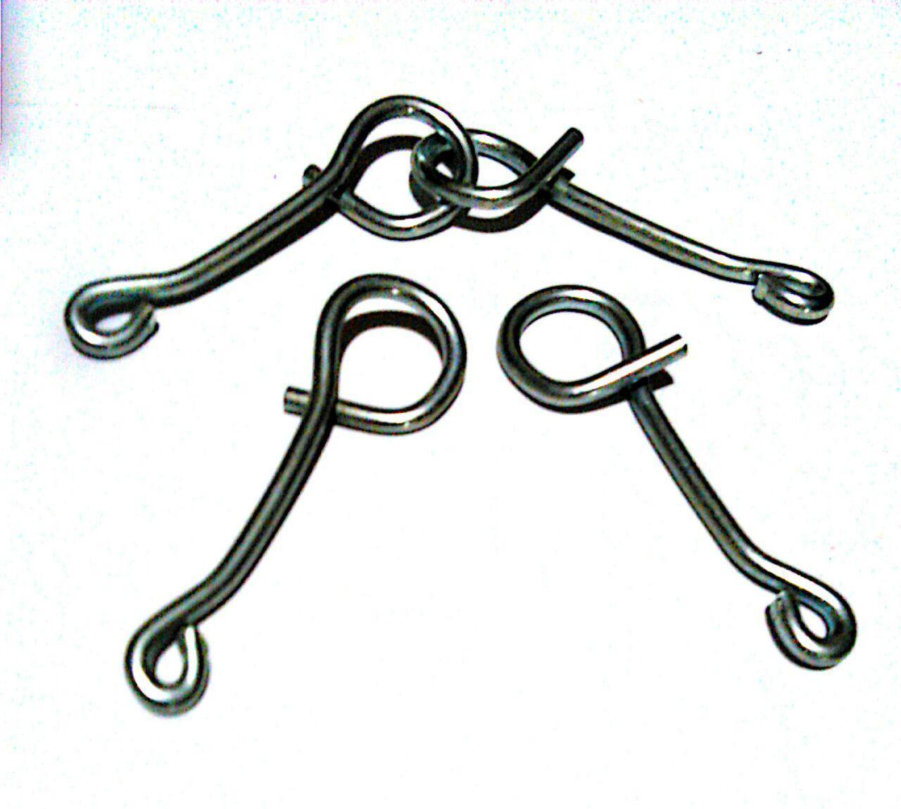 گره فلزی پاپیون-بدون بسته بندی تکی ودرجعبه۶۰عددی برای فروش مغازه-جایزه