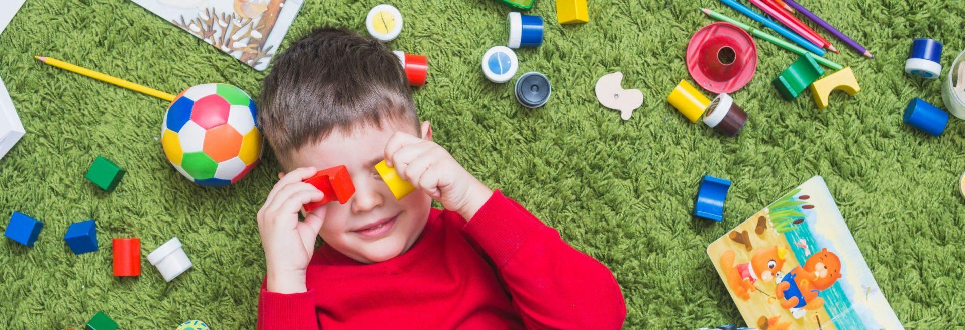 دسته: روانشناسی کودک